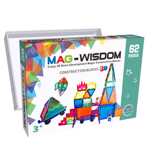 Magwisdom (Tiles) 62 Pieces