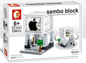 Sembo Block Apple