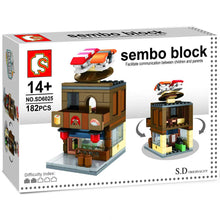 Load image into Gallery viewer, Sembo Block Sushi