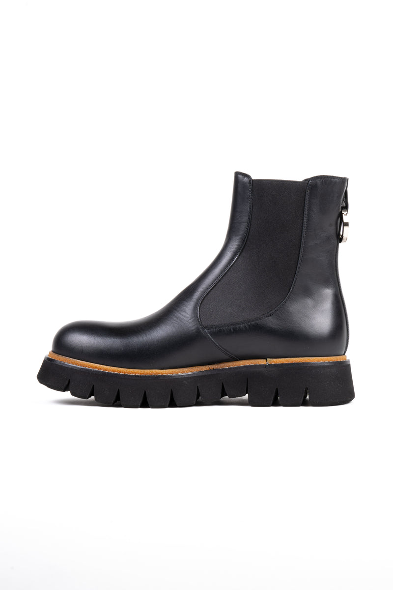 Heavy Tread Chelsea Boot