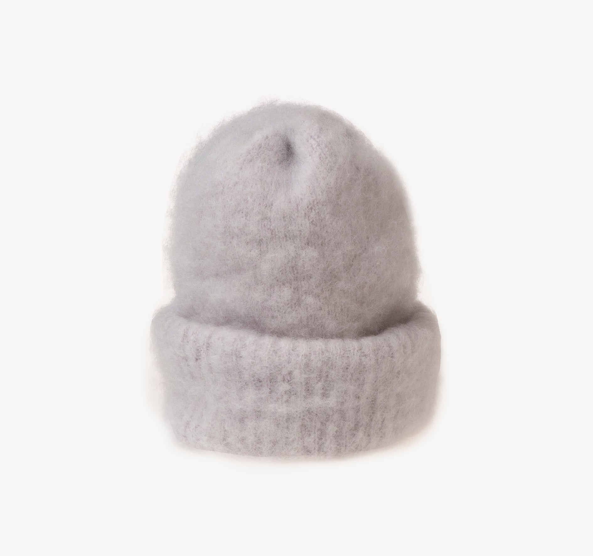 Beanie Light Grey