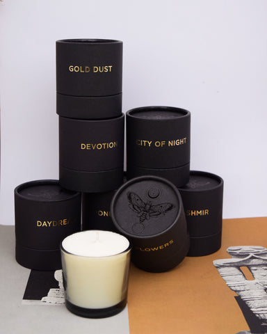 Dark Wild Deep Candle