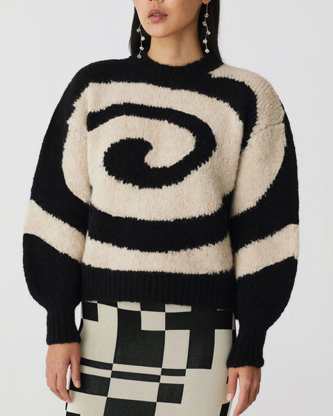 Twister Sweater