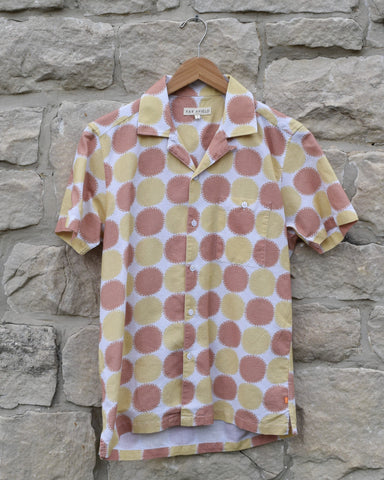 Selleck Blazing Shirt
