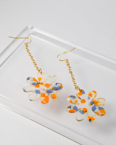 Daisy Chain Earrings