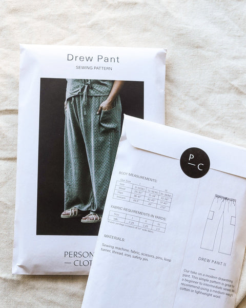 Drew Pant Sewing Pattern