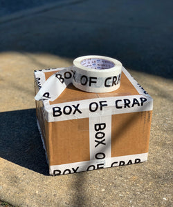 Box Of Crap Packaging Tape