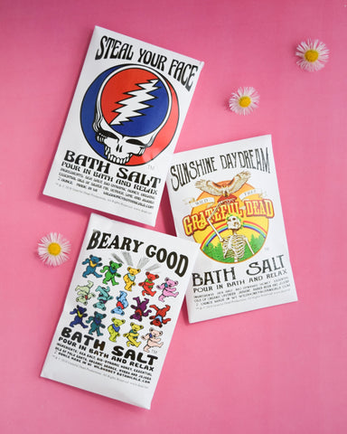 Grateful Dead Bath Salt