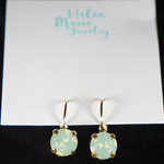 Gold Dangle Earrings - 39SS - SocialChair