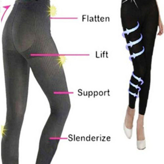 Sculpting Sleep Leg Shaper - FlexFitWear2.0