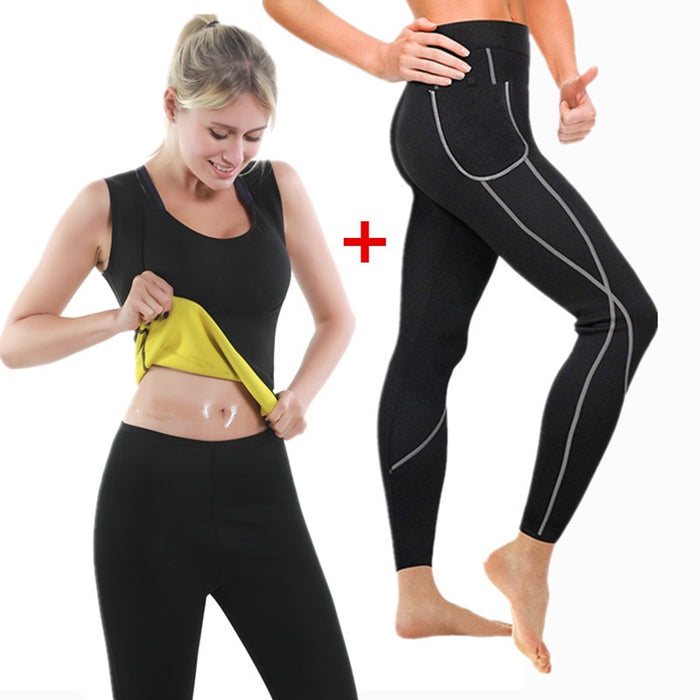 New Women Yoga Sport Suit - FlexFitWear2.0