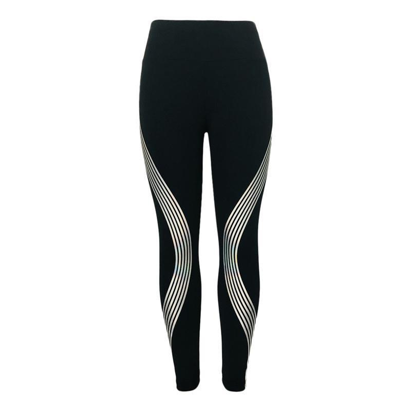 Luma Leggings - Rainbow Reflective Leggings - FlexFitWear2.0