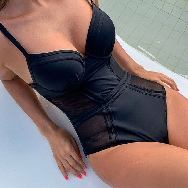 Sexy Push Up Swimsuit - FlexFitWear2.0