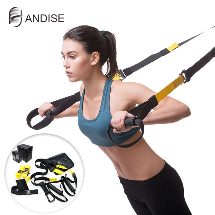 High Quality Exercise Resistance Bands Set Home Fitness - FlexFitWear2.0