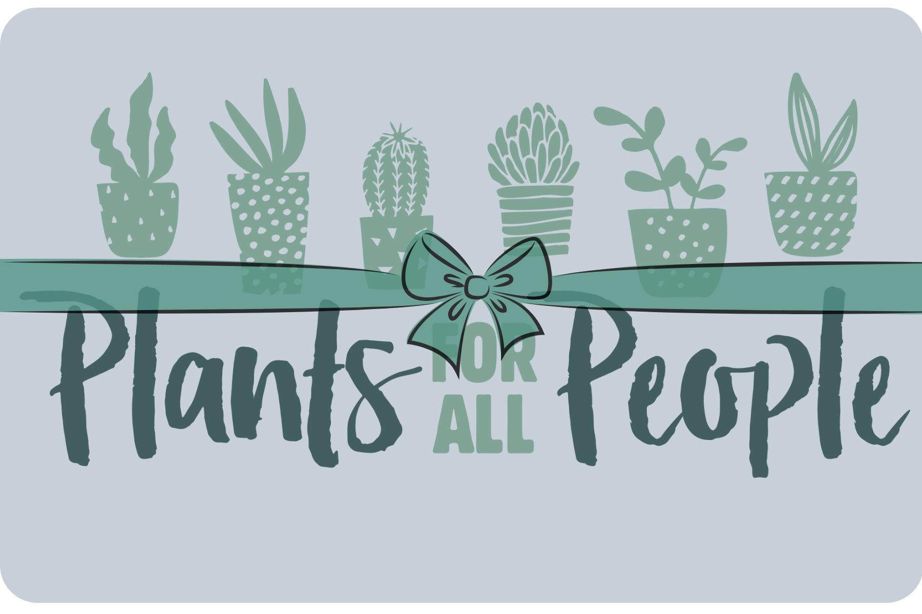 Plants For All People Gift Card