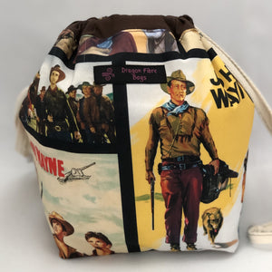 Small Sack - John Wayne Films