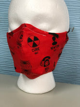 Load image into Gallery viewer, Non-Medical Fabric Mask - Small/Medium