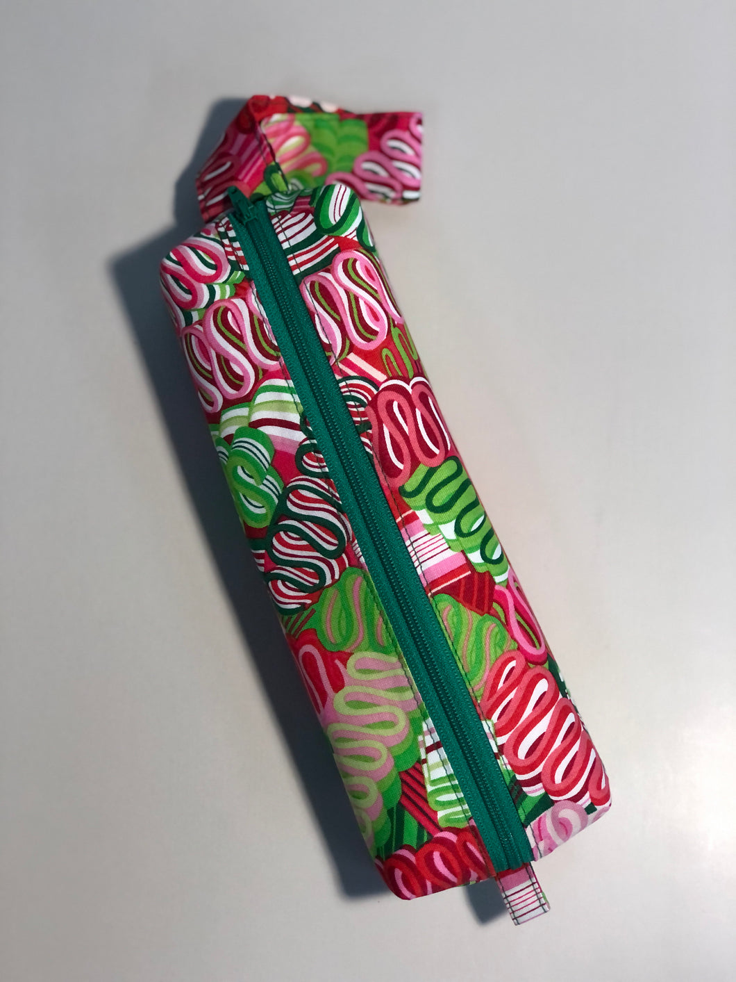 Notion Bag/Pencil Case - Ribbon Candy