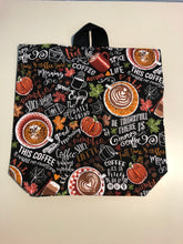 Load image into Gallery viewer, Knot Bag - Pumpkin Spice Latte