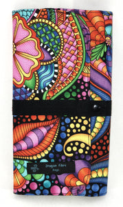 Needle Case (Single Row) - Carnival