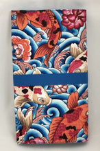 Load image into Gallery viewer, Needle Case (Double Row) - Koi Fish