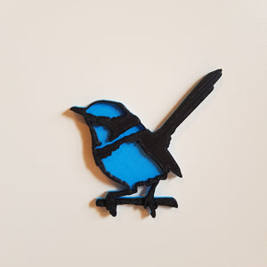 Superb Fairy Wren Decal