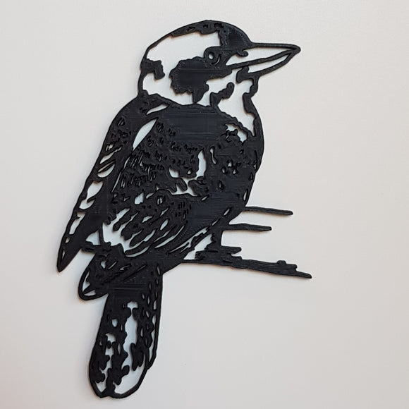 Kookaburra Decal