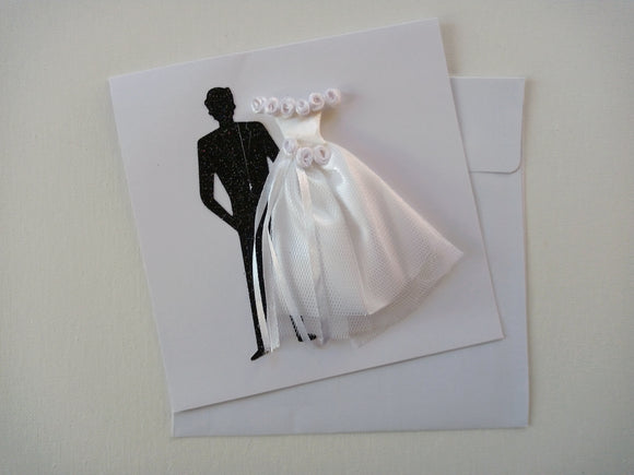 Cards n More Wedding Greeting Card