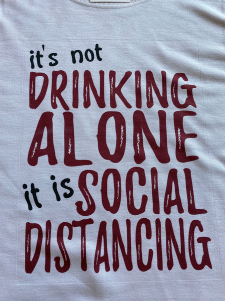 It's Not Drinking Alone
