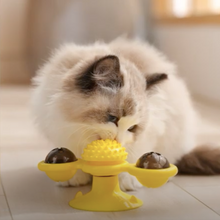 Load image into Gallery viewer, MeowPick Windmill Cat Toy
