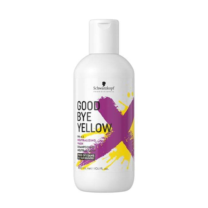 Schwarzkopf - Goodbye Yellow
