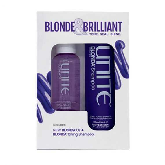 Unite - Blonda - Blonde & Brilliant