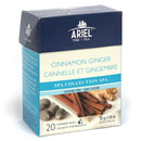 Ariel | Tisane Spa Cannelle Gingembre
