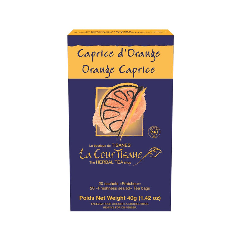 La Courtisane | Caprice d'Orange