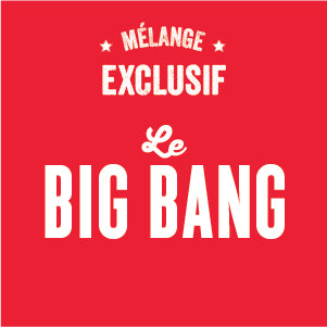 Presse Café | Big Bang - moulu