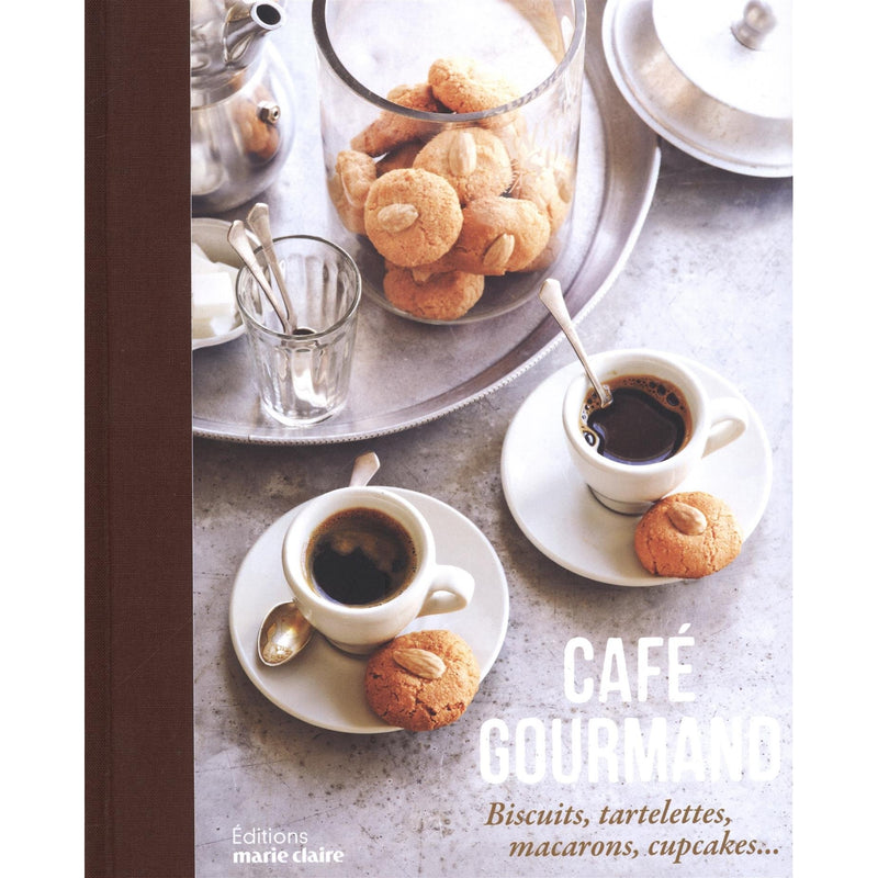 Café gourmand - Biscuits, tartelettes, macarons, cupcakes…