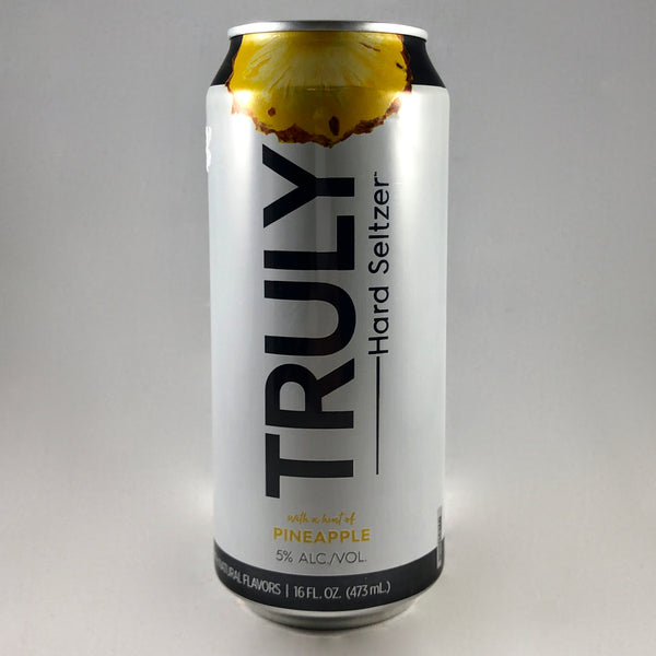Truly Hard Seltzer Pineapple 16oz