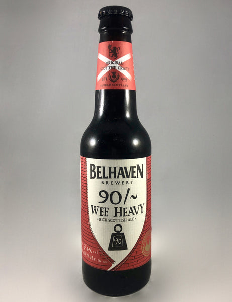 Belhaven 90/~ Wee Heavy Scottish Ale