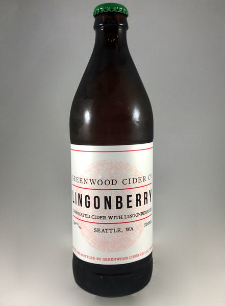 Greenwood Cider Co. Lingonberry