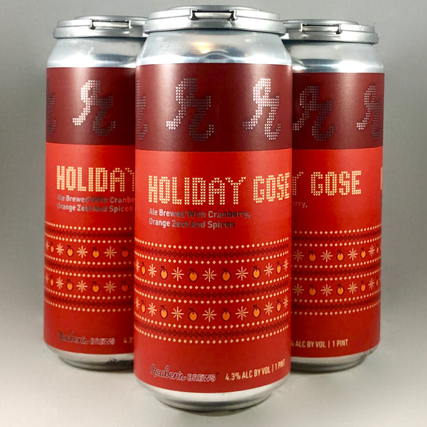 Reuben's Holiday Gose 4pack