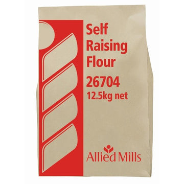 Allied Mills Self-Raising Flour 12.5kg/pk