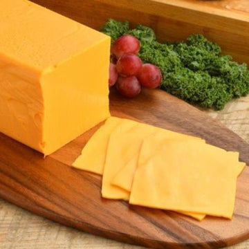 American Burger Cheese Slice 1.5kg/pk