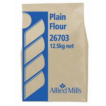Allied Mills Plain Flour 12.5kg/pk