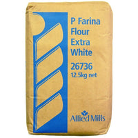 Allied Mills Extra White Plain Flour 12.5kg/pk