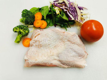 Chicken Maryland Fillet Skin On 1kg/pk RSPCA
