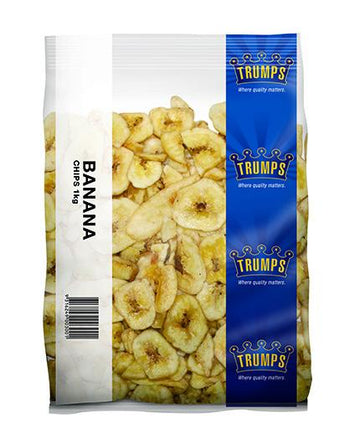 Trump Banana Chip 1kg/pk