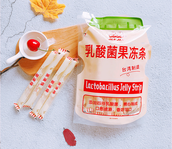 Yogurt Jelly Stick 288g/pk