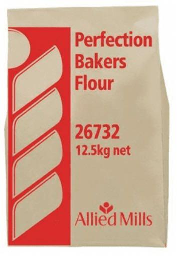 Perfection Bakers Flour (Superior Protein) 12.5kg/bag