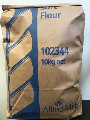 Soft Flour (Low Protein) 10kg/bag