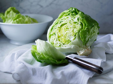 Iceberg Lettuce Whole 1 Pcs